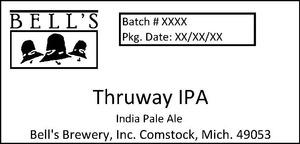 Bell's Thruway IPA