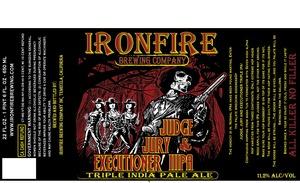 Ironfire Brewing Company Judge Jury And Executioner