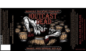 Ironfire Brewing Company The Outcast Dead