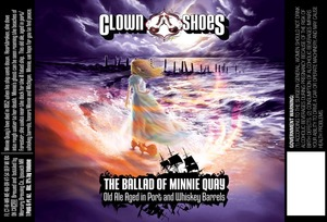 Clown Shoes Ballad Of Minnie Quay