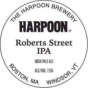 Harpoon Roberts St