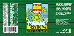 Great South Bay Brewery Hopsy Dazy