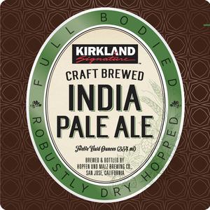 Kirkland India Pale Ale February 2015