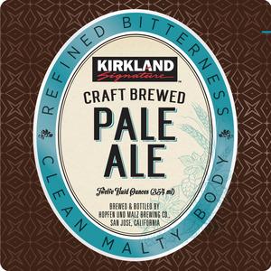 Kirkland Pale Ale February 2015