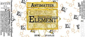 Element Brewing Company Antimatter