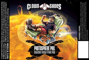 Clown Shoes Photosphere Phil