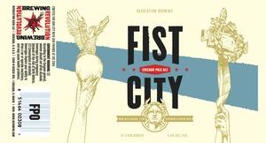 Revolution Brewing Fist City