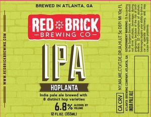 Red Brick Hoplanta February 2015
