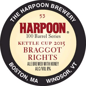 Harpoon Kettle Cup 2015 Braggot Rights