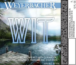 Weyerbacher Wit