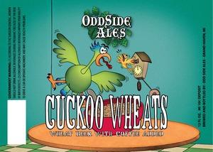 Odd Side Ales Cuckoo Wheats