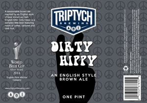 Triptych Brewing Dirty Hippy