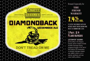 Natty Greene's Brewing Co. Diamondback