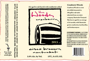 Cisco Brewers Cranberry