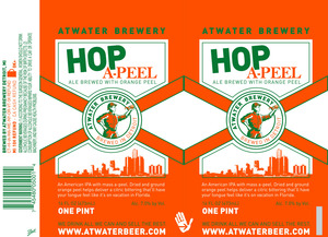 Atwater Brewery Hop-a-peel