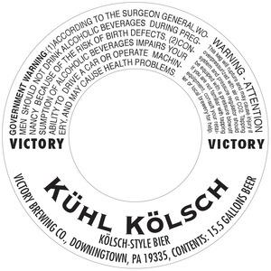 Victory KÜhl KÖlsch