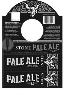 Stone Pale Ale 2.0