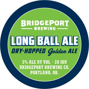 Bridgeport Brewing Long Ball Ale
