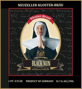 Neuzeller Kloster-brau Black Nun