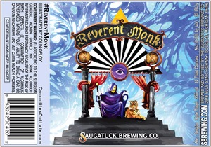 Saugatuck Brewing Co. The Reverent Monk