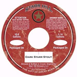 Starr Hill Dark Starr