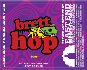 Brett Hop Beer