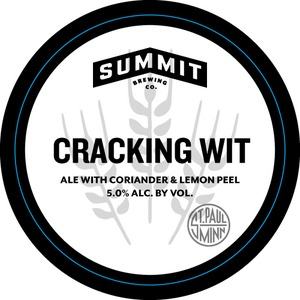 Summit Brewing Company Cracking Wit