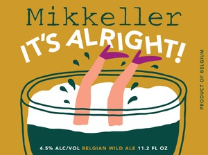 Mikkeller It's Alright