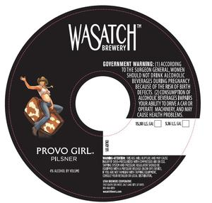 Wasatch Provo Girl