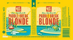 Paddle Break Blonde