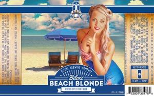 Biloxi Brewing Company Biloxi Beach Blonde