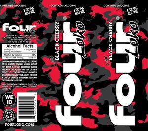 Four Loko Black Cherry