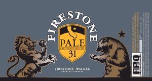 Firestone Walker Brewing Co. Pale 31