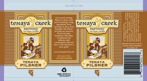 Tenaya Creek Brewery Pilsner