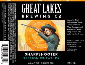 The Great Lakes Brewing Co. Sharpshooter