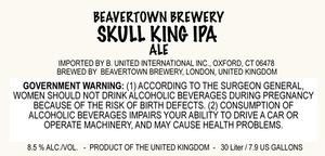 Beavertown Brewery Skull King IPA