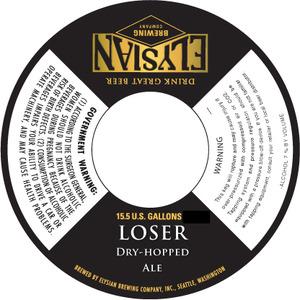Elysian Brewing Company Loser Dry-hopped