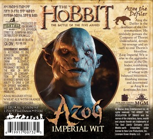 Fish Tale Ales Azoug Imperial Wit