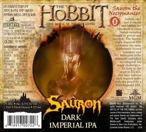 Fish Tale Ales Sauron Dark Imperial