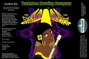Tuckahoe Brewing Company Bretta