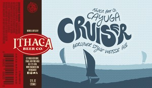 Ithaca Beer Company Cayuga Cruiser