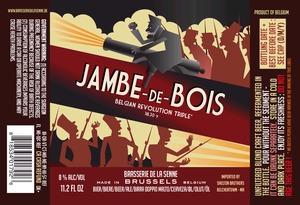 Brasserie De La Senne Jambe-de-bois