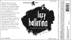 Schlafly Lazy Ballerina