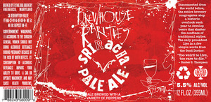 Flying Dog Sriracha Pale Ale