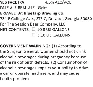 Yes Face Ipa