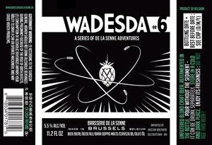 Brasserie De La Senne Wadesda #6