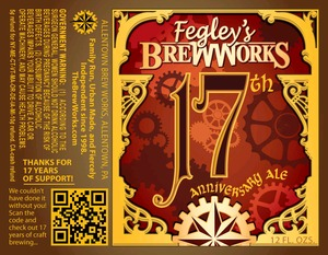 Fegley's Brew Works 17th Anniversary