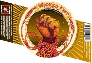 Revolution Brewing Wicked Fist