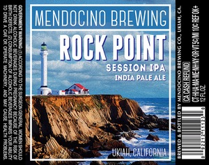Mendocino Brewing Co Rock Point