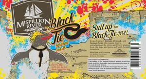Black Tie Black India Pale Ale